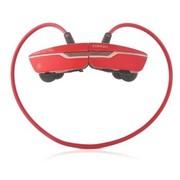 中锘基 Z-B97 蓝牙立体声耳机 耳麦 运动款 入耳式 后挂式 红色