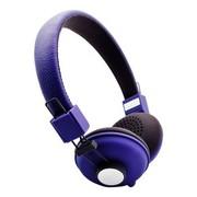 海威特 HV-H328F 时尚音乐手机耳机/头戴式/通话功能/ 紫色(海外热销)