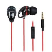 硕美科 声丽(SENIC) MX123 入耳式手机线控耳塞带话筒 适用苹果/HTC/华为/三星等 黑色
