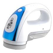 超人 SR2862 充电式即插即用安全保护绒毛保护 毛球修剪器 蓝白