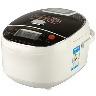 九阳 JYF-40FS11 多功能陶立方电饭煲 三维立体火 精陶内胆 白色 4L 24小时预约 可制蛋糕产品图片1