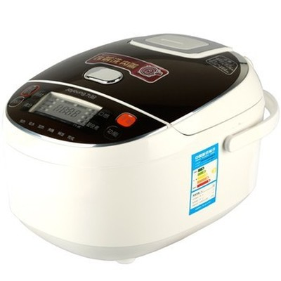 九阳 JYF-40FS11 多功能陶立方电饭煲 三维立体火 精陶内胆 白色 4L 24小时预约 可制蛋糕产品图片2