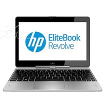 惠普 Revolve 810 G1 11.6英寸超极本(i7-3687U/12G/256G SSD/无线3G/触控屏/Win8/银色)产品图片主图