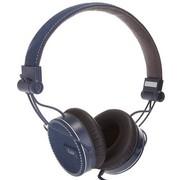 iLUV IHP636BLU ROCKefeller - 高原声立体声 智能手机通用 EZ 线控带麦 头戴式耳机  蓝色