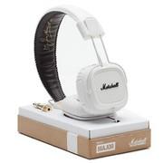 马歇尔 Major 签名版头戴耳机 以摇滚之名 听Marshall之音 白色