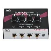 玛丽兰 玛丽兰(Mclelland) MAR-H4 便携式4路耳机放大器