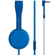 云之声 云之声(COLOUD) Knock 头戴线控耳机 蓝色