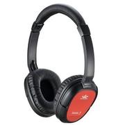 朗琴 E3 多功能时尚、小清新 插卡耳机 烈焰红