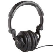 舒音 DJ-880 监听耳机 保真靓音质头戴护耳式耳机 黑色