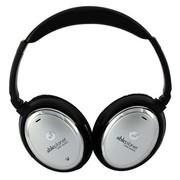 爱耳兰德 爱耳兰德(Ableplanet) NC 500SC Noise Cancellation 耳罩式 降噪耳机 银色
