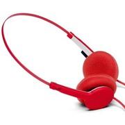 城市之音 城市之音(URBANEARS) TANTO 羽量级头戴线控耳机 番茄红