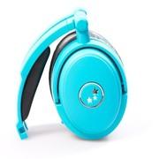 爱耳兰德 爱耳兰德(Ableplanet) NC 180BLM Noise Cancellation 耳罩式 降噪耳机 浅蓝色