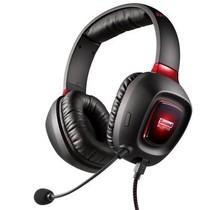 创新 Tactic3D Rage USB 游戏耳机+麦克风产品图片主图