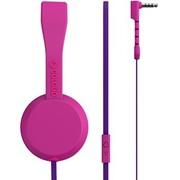 云之声 云之声(COLOUD) Knock 头戴线控耳机 紫色