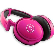 爱耳兰德 爱耳兰德(Ableplanet) NC 180PKM Noise Cancellation 耳罩式 降噪耳机 粉色