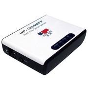 固网 HP-1008MFP USB口多功能打印服务器(白色)