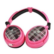 爱耳兰德 爱耳兰德(Ableplanet) XNC 230P Noise Cancellation 耳罩式 降噪耳机 粉色