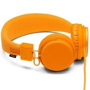 城市之音 城市之音(URBANEARS) PLATTAN 头戴式线控耳机 南瓜黄