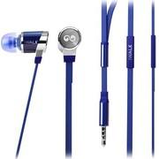 iWALK HDA001 扁线入耳式高质量音频耳机 适用于所有3.5mm音频输出设备 蓝色
