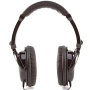 舒音 DJ-600 游戏 重低音 头戴式监听耳机 黑金版