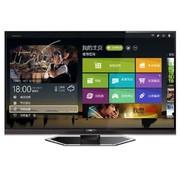 TCL L48F3600A-3D 48英寸窄边3D网络智能LED电视(黑色)