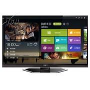 TCL L55F3600A-3D 55英寸窄边3D网络智能LED电视(黑色)