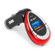 先科 AY618 车载MP3播放器 点烟器式 4G内存 红色