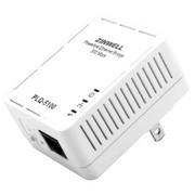 ZINWELL PLQ-5100单只装 电力猫500M电力线适配器 白色