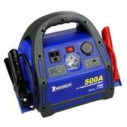 MICHELIN/米其林 8564ML 多功能 应急电源 蓝色  移动电源 应急气泵 引擎启动 数码充电  应急灯