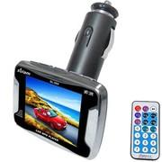 索浪 SL-988汽车用车载MP3 MP4播放器 可做U优盘读卡充电器 含2G/4G内存 银色-4G