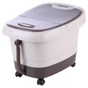 舒派 ZD5L-S8862 全自动按摩干湿两用可提式足浴器(足浴盆) 6组按摩头、定时定温、气泡臭氧