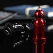 其它 趣玩 Power Doll 俏皮娃娃USB车载充电器 -红色