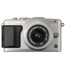 奥林巴斯 E-PL6 微单套机 银色(M.ZUIKO DIGITAL 14-42mm f/3.5-5.6 II R 镜头)产品图片主图