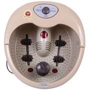 狮傲康 水疗足浴按摩器SAK-350A家用老人自动按摩足浴盆