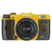 宾得 Q7 微单套机 黄色(5-15mm f/2.8-4.5 镜头)