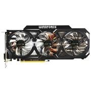 技嘉 GV-N770OC-2GD 1189MHz/7000MHz 2048MB/256bit GDDR5 PCI-E显卡