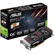 华硕 GTX660-DC2O-2GD5 1085MHz/6008MHz 2GB/192bit DDR5 PCI-E 3.0 显卡 《剑侠情缘3》特别版