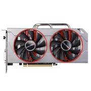 镭风 HD7850 毒蜥Twin-2GD5 980/5000MHz 2048M/256位 DDR5 PCI-E 3.0显卡