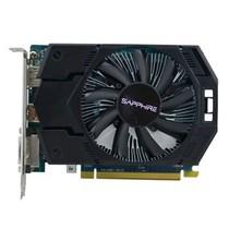 蓝宝石 HD7770 1G GDDR5 白金版2代 950/4500MHz 1GB/128bit GDDR5 PCI-E 显卡产品图片主图