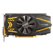 索泰 GTX650-1GD5 雷霆版 PC 1058/5000MHz 1024MB/128bit GDDR5 PCI-E 显卡