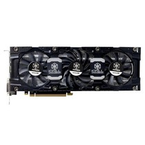 映众 GTX760冰龙超级版 ICHILL 1060/6200MHz 2GB/256Bit GDDR5 PCI-E显卡产品图片主图