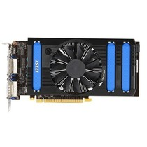 微星 N650 Super 1110/5000MHz 128bits GDDR5 PCI-E 显卡产品图片主图