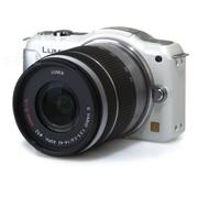 松下 GF5 微单套机 白色(G Vario 14-42mm F3.5-5.6 ASPH Mega O.I.S. 镜头)