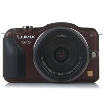 松下 GF5 微单套机 棕色(Lumix G 14mm f/2.5 ASPH 镜头)产品图片主图