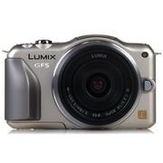 松下 GF5 微单套机 金色(Lumix G 14mm f/2.5 ASPH 镜头)