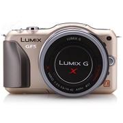 松下 GF5 微单套机 金色(LUMIX G X VARIO PZ 14-42mm f/3.5-5.6 ASPH.POWER O.I.S. 镜头)