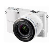 三星 NX1000 微单套机 白色(i-Fn 20-50mm f/3.5-5.6 ED)