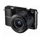 三星 NX1000 微单套机 黑色(i-Fn 20-50mm f/3.5-5.6 ED)