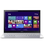 索尼 SVP13218SCS 13.3英寸超极本(i5-4200U/4G/256G SSD/核显/触控屏/Win8/银色)