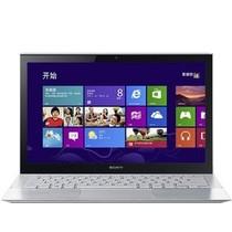 索尼 SVP13218SCS 13.3英寸超极本(i5-4200U/4G/256G SSD/核显/触控屏/Win8/银色)产品图片主图